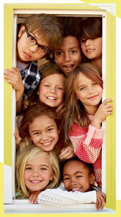 gap kids model search | Kids